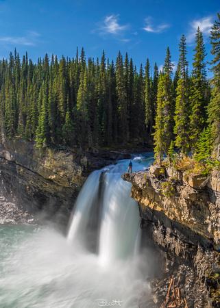Snake Indian Falls